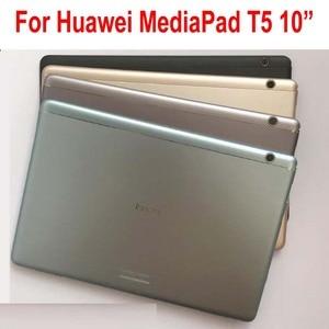 Батарея задняя крышка для huawei MediaPad T5 10 AGS2-W09 AGS2-W09HN AGS2-AL00 AGS2-AL00HN дверь задняя крышка корпус оболочка корпуса планшет