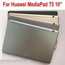 Battery Back Cover For Huawei MediaPad T5 10 AGS2-W09 AGS2-W09HN AGS2-AL00 AGS2-AL00HN Door Rear Housing Case Shell Tablet