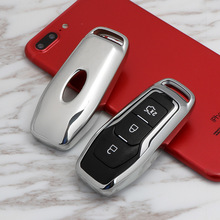 Car Styling Key Cover Key Shell Protector For Ford F-150 Mondeo Galaxy S-Max Explorer