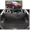 Lsrtw2017 кожаный коврик для багажника автомобиля Коврики для багажника для Mazda Cx-7 cx 7 2006 2007 2008 2009 2010 2011 2012 2013 аксессуары с покрытием крышка