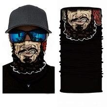 платок бандана хиджаб спортивные маски магии оголовье открытый шеи теплый Велоспорт велосипед езда лицо маска Шарф шарфы