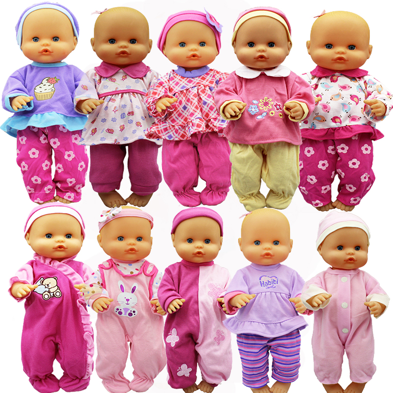 Leisure  Set Clothes Fit 35 Cm Nenuco Doll Nenuco Y Su Hermanita Doll Accessories