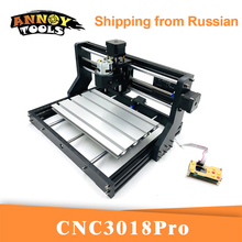 CNC 3018Pro Laser Engraver GRBL 1.1 CNC Cutter,3 Axis Milling machine,Wood Router laser engraving,5500MW/15000mW offline Work