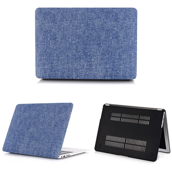 Denim Retina Case for MacBook 3