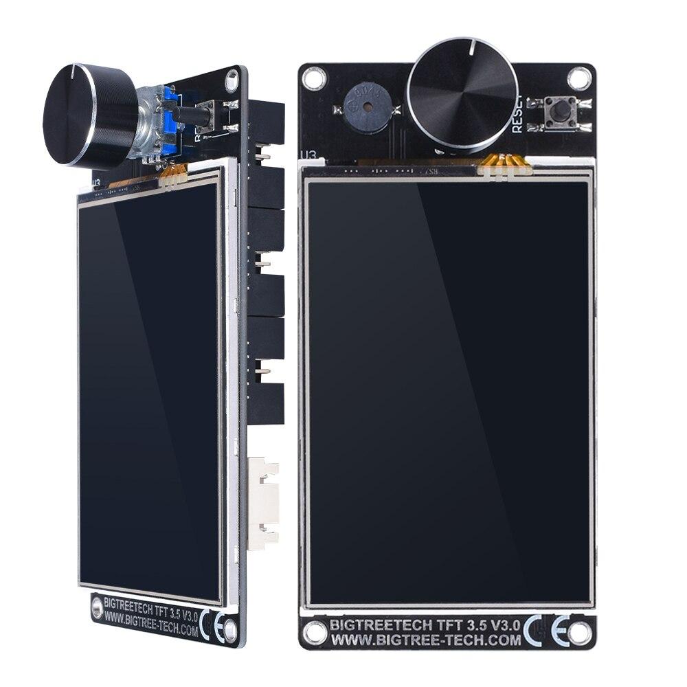 cheapest BIGTREETECH TFT35 V3 0 Touch Screen 12864LCD Wifi 3D Printer Parts vs MKS TFT35 For SKR V1 4 Turbo SKR V1 3 CR10 Ender 3 Upgrade