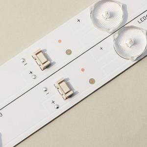 Image 4 - 3 Pièces/ensemble Original Nouveau LED bande de rétro éclairage pour skyworth 5800 W32001 3P00 05 20024A 04A pour LC320DXJ SFA2 32HX4003 7LED 605mm