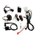 1 Kit de relais CDI de faisceau de câblage de moto de moto pour des vélos de fosse de la saleté 150CC|Moto Electronique Accessoires|   -