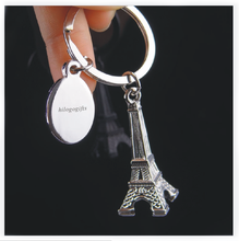 Free Personalized wedding gift favors for guest 10pcs keyring tags customized with your name/contacts this is my keychain