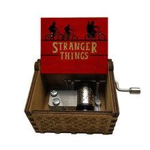 2020 novo estranho coisas tema música nunca terminando história tema caixa de música a bolsa presentes originais presente aniversário