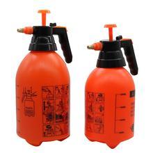 Pulverizador de pressão manual, 2l e 3l tipo bomba de bico de latão para irrigação de jardim ferramentas de jardinagem e equipamento bico de névoa 1 pc