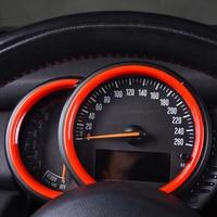 BMW MINI ONE Cooper S F54 F55 F56 F57 F60Combination meter Modification 용 자동차 속도계 장식 스티커 타코 미터 커버