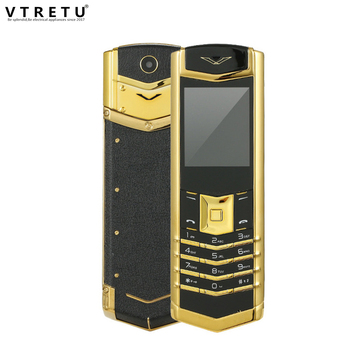 M6 Unlocked phone Russian bar phone long standby GSM bluetooth mp3 FM Stainless steel metal Quad band mobile phone