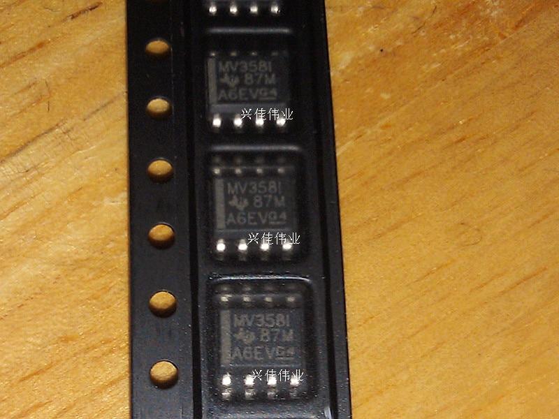 LMV358 LMV358IDR MV358I SOP-8