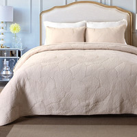 Luxury European 100% Cotton Bedspreads Bed Sheet Bed Linen Bed Cover Summer Quilt Blanket quilting bedding set bed