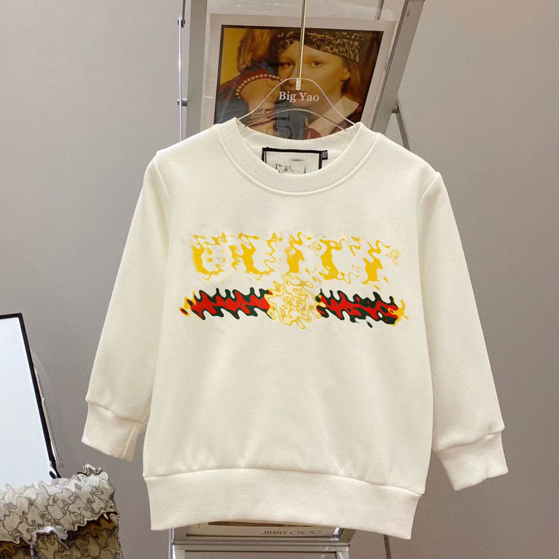 G103046 Mother funny long-sleeved mommy and me sweatshirts winter printed Kids Children Warm clothes Family match outfits