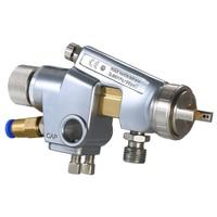 Professional Auto Spray Gun WA 200 Enamel Automatic Gun Paint Spray Gun 1.2/1.5/2.0/2.5MM Stainless Steel Nozzle