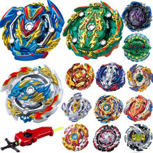 Tops Launchers Beyblade Burst Toys B-142 Bables Fafnir Metal Spinning Top Bey Blade Blades Toy bayblade bay blade(China)