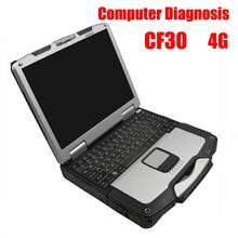 Xe Ô Tô Chẩn Đoán Máy Tính 4G Cho Toughbook CF30 31 Laptop Tự Động Máy Tính Trên Tàu Xe Ô Tô Autocomputer Quân Sự Laptop Ổ