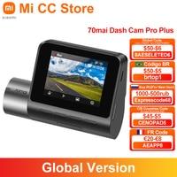 Versione globale 70mai A500 A500S Dash Cam Pro Plus GPS integrato 1944P visione notturna ADAS 24H parcheggio auto DVR videocamera controllo APP