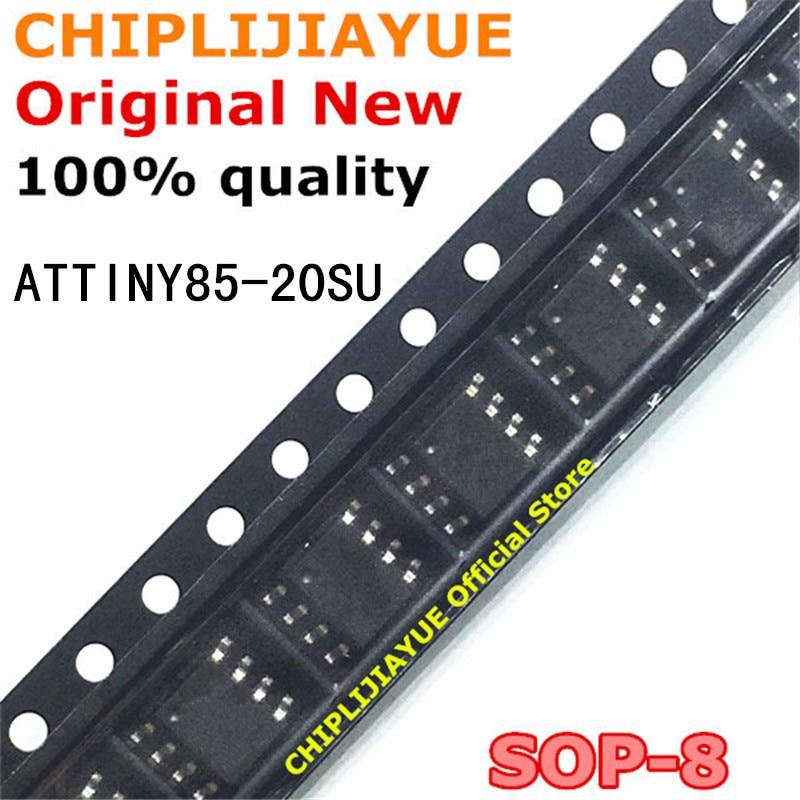 5 шт. ATTINY85-20SU SOP8 ATTINY85 20SU SOP ATTINY85-20 SOP-8 SMD новый и оригинальный IC чипсет
