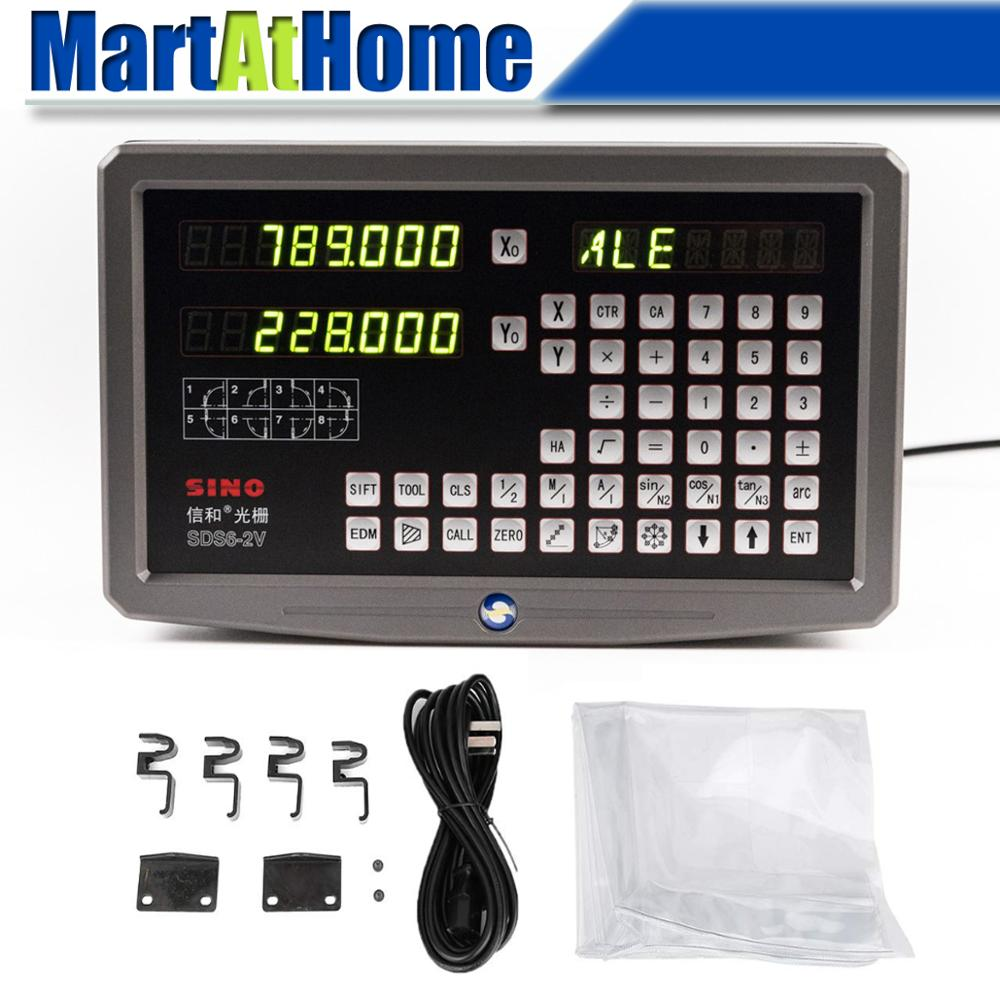 Mini Single Axis Display Console for Machine Readouts