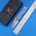 Yon Xanadu YX-628 складной нож D2 лезвие керамический подшипник TC4 титановый сплав ручка Открытый инструмент для кемпинга и охоты EDC