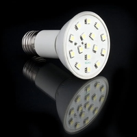 ICOCO Dropshipper SMD LED Light Bulb 16 LED lighting angle 25W Spot Light LED Lamp Ceiling Down Bulb Energy Saving High