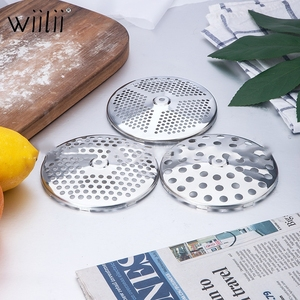 Image 5 - Wiilii Stainless Steel Potato Masher Good Grips Food Mill Cookware For Mashing Straining Grating Fruits Vegetables Mashed Potato