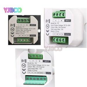 Image 5 - MiBOXER P1/P2/P3 Smart Panel Controller Dimmen Led Dimmer RGB/RGBW/RGB + CCT Farbe temperatur CCT für Led Panel/Streifen Licht