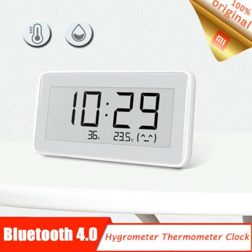 Xiaomi Mijia BT4.0 Intelligent Digital Electric Hygrometer Thermometer Clock