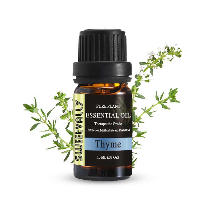 Huiles essentielles de parfum d'aromathérapie de plante naturelle d'huile essentielle de lavande de 10ml pour la maison