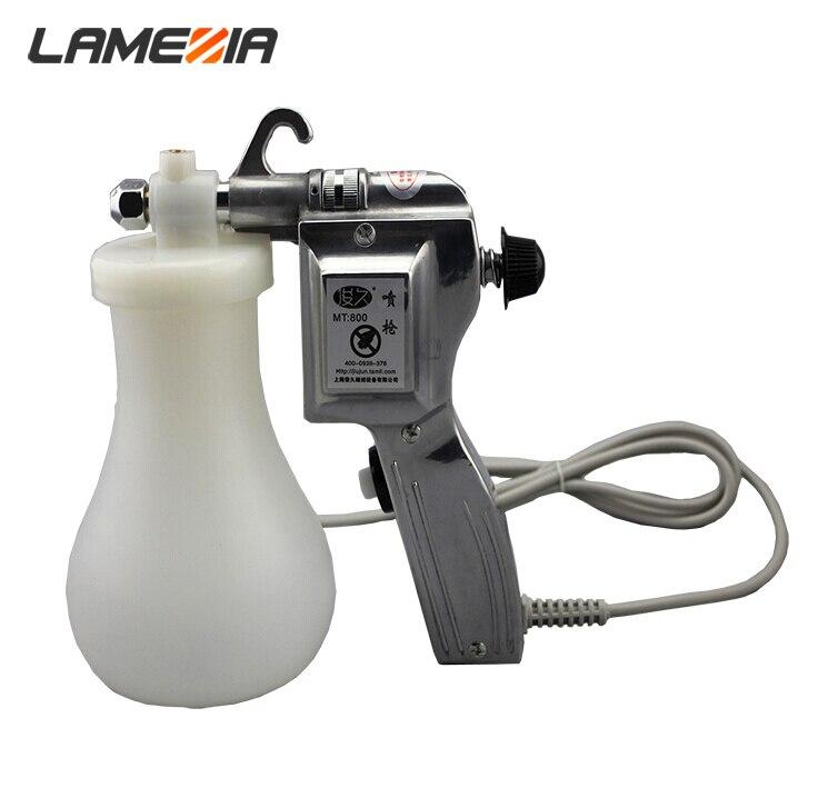 LAMEZIA 220V Electric Textile Cleaning High Pressure Airbrush Spray Water Screen Printing Gun|Spray Guns| |  - title=