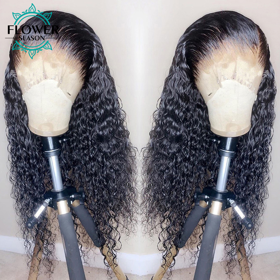 curly lace wig 03
