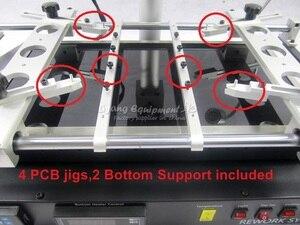 Image 5 - Naprawa BGA Rework Machine LY IR8500 V.2 IR stacja lutownicza BGA płyta główna telefon komórkowy Chip naprawa RU i ue bez podatku