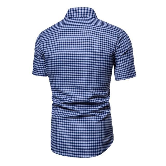 Loose Button Down Shirt 2
