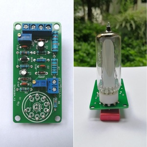 Image 2 - 6E2 Tube kocie oko płyta sterownicza spektrum muzyki poziom dźwięku wskaźnik fluorescencyjny Radio wzmacniacz lampowy wskazanie głośności