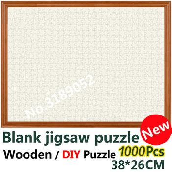 1000 szt Białe piekło puzzle jigsaw czysta czerń białe kreatywne układanka do własnoręcznego wykonania kreatywność wyobraź sobie zabawki magiczna tęcza puzzle tanie i dobre opinie WZYDTC Away from fire Unisex COMMON White Black 12-15 lat Dorośli 6 lat 8 lat wooden
