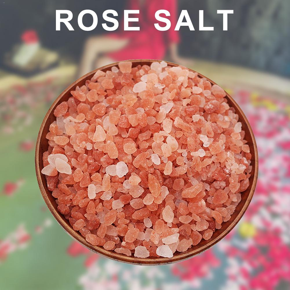 Himalayan Crystal Rose Salt Bath Cleaning Salt For Men And Women