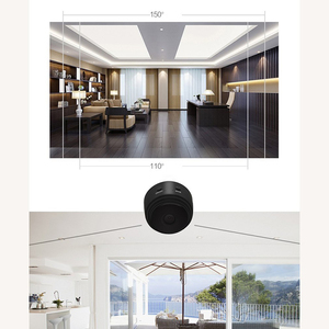 Image 2 - A9 Mini WiFi 1080P كاميرا مراقبة عن بعد أمن الوطن كاميرا ip لاسلكية DU55
