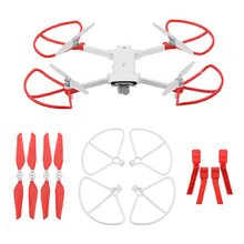 FIMI X8 SE śmigło nóżki do podwozia podkładka gumowa osłona śmigła Drone Protector dla FIMI X8 SE zdalnie sterowany quadcopter akcesoria do dronów tanie tanio Fimonda XIAOMI for FIMI X8 SE light weight X8 SE Accessories