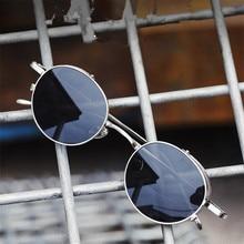 XojoX Vintage Steampunk Sunglasses Men Women Anti-blue
