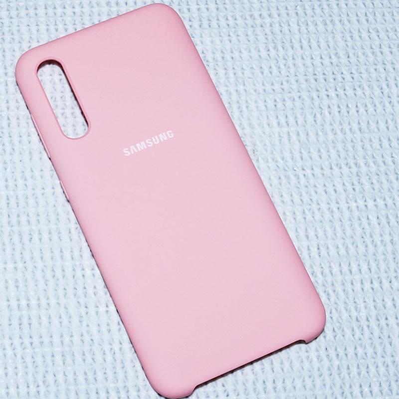 A50 Case Original Liquid Silicone Soft Protection Back Cover Galaxy A71 A51 A50 A20 A10 A40 A60 A70 A30 S Case