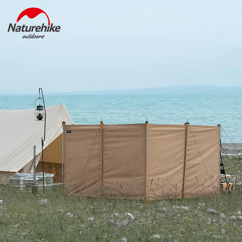 Iweks Wind Breakers Beach Protection Camping Accessories Equipment Privacy Screen Wall Garden Camping 10m Colorful