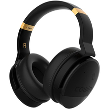 COWIN E8 Active Noise Cancelling Headphones Bluetooth Headphones with Mic Deep Bass Wireless Headphones Over Ear Great Audio cheap Dynamic CN(Origin) True Wireless 121dB 32mW for Video Game HiFi Headphone Sport Line Type User Manual Charger up to 32 Ω