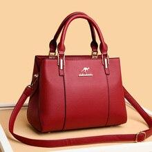 Handbags Women Tote Shoulder-Bag Purses-Designer Top-Handle Ladies Luxury for Bolsos