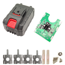 Storage Box with 21v 5s Bms Mini Screwdriver Lithium Battery Case for Electric Drill Cordless Rechargable Washing Pump