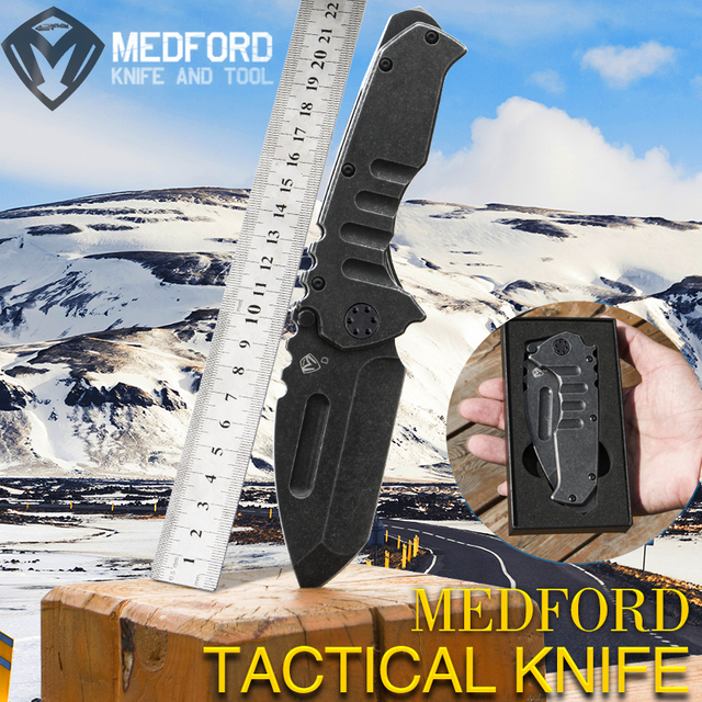 Outdoor heavy armor D2 steel camping hunting knife Saber Survival tourist knife Hiking survival knife travel outdoor tool 60HRC 1