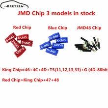 Hkcysea universal multifuncional jmd super vermelho chip rei azul clone chip jmd46 jmd48 para o bebê acessível 1 handy baby2 jmd ebaby