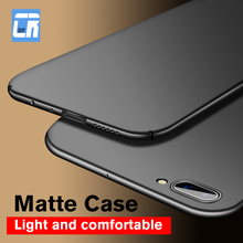 Anti-fingerprint PC Matte Phone Case for OPPO Reno F11 Pro Case for OPPO F5 F3 F7 R17 F9 A5 A3 Frosted Hard Back Cover Coque gangxun oppo f3 розовый