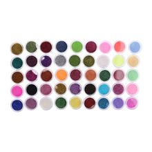 Nail Glitter Powder Polish Bright Nails Art DIY Epoxy Pendant Crafts Jewelry Accessories